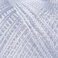 Пряжа TULIP (Тюлип), YarnArt (Турция), 250м, 50гр, 100% микрофибра, 401 - Белый