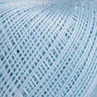 Пряжа Iris (Ирис), YarnArt (Турция), 138м, 20гр, 100% Хлопок мерсеризованный, 925 - Светло-голубой