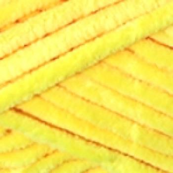 Пряжа DOLCE (Дольче), YarnArt (Турция), 120м, 100гр, 100% микрополиэстер  - 761 Желтый
