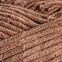 Пряжа DOLCE (Дольче), YarnArt (Турция), 120м, 100гр, 100% микрополиэстер  - 765 Темный бежевый (коричневый)