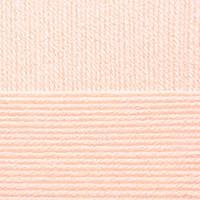 Пряжа Детская новинка, Пехорка (Россия), 200м, 50гр, 100% акрил, 180-Св.бегония