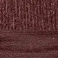 Пряжа Ажурная, Пехорка (Россия), 280м, 50гр, 100% мерсеризованный хлопок, 173-Грильяж