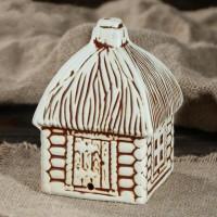 Сувенир-подвесной для изготовления оберега Дом большой, 1шт