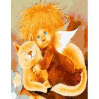 Картина по номерам Raduga (Paintboy) 40x50 - RDG-3490