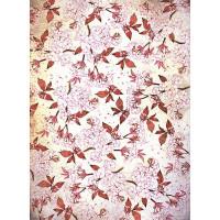 Рисовая бумага для декупажа Craft Premier Цветы вишни А3, Арт. CP05627, 1 лист