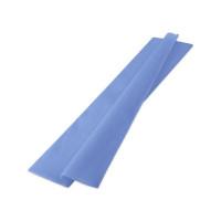 Бумага крепированная 50х250см. арт. RLN 004 (серо-голубой)