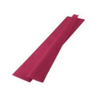 Бумага крепированная 50х250см. арт. RLN 014 (бордовый)