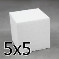 Куб из пенопласта, 5 см