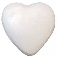 Сердце из пенопласта 50мм