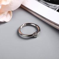 Кольцо для творчества (для фотоальбомов), серебро, d=2см (23мм), 1шт