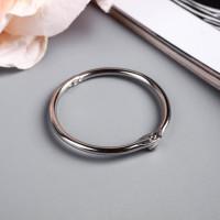 Кольцо для творчества (для фотоальбомов), серебро d=3,5см (38мм), 1шт