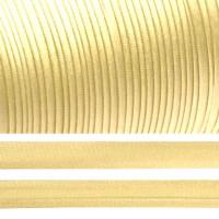 Косая бейка 14-15мм 1м, №010 бл.желтый