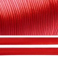 Косая бейка 14-15мм 1м, №030 красный