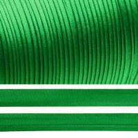 Косая бейка 14-15мм 1м, №060 зелёный