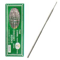 Крючок для вязания 0.9мм - 12,5см - CORN - металлический